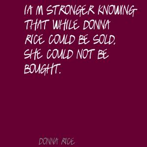 Donna Rice's quote #5