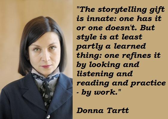 Donna Tartt's quote #2