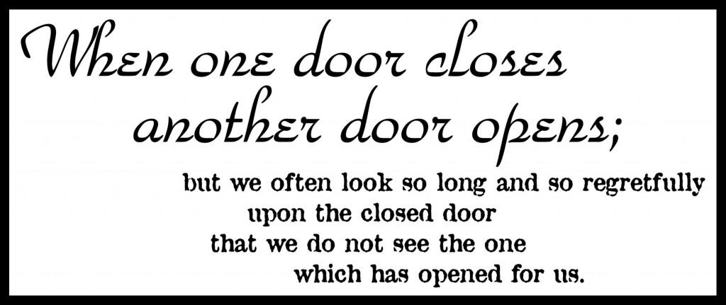 Door quote #1