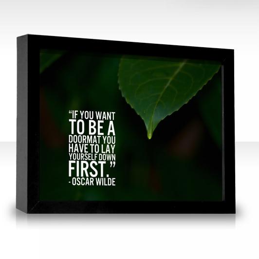 Doormat quote #1