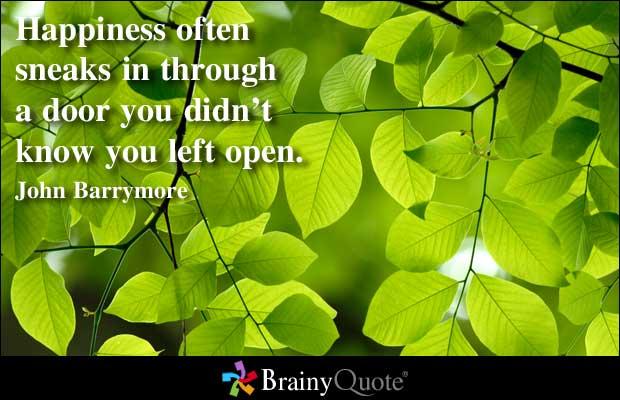 Doorway quote #1