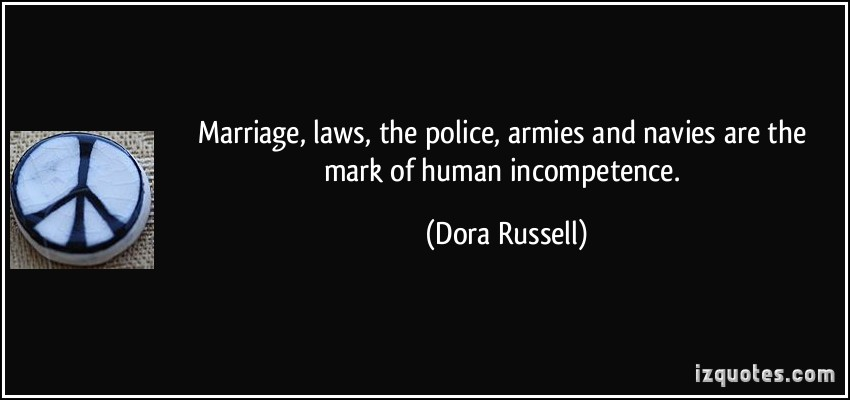Dora Russell's quote #1