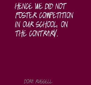Dora Russell's quote #5
