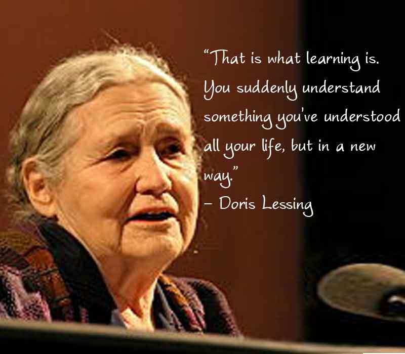 Doris Lessing's quote #7