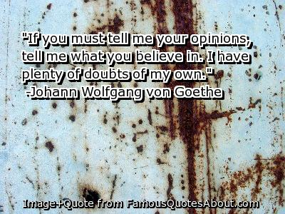 Doubts quote #8