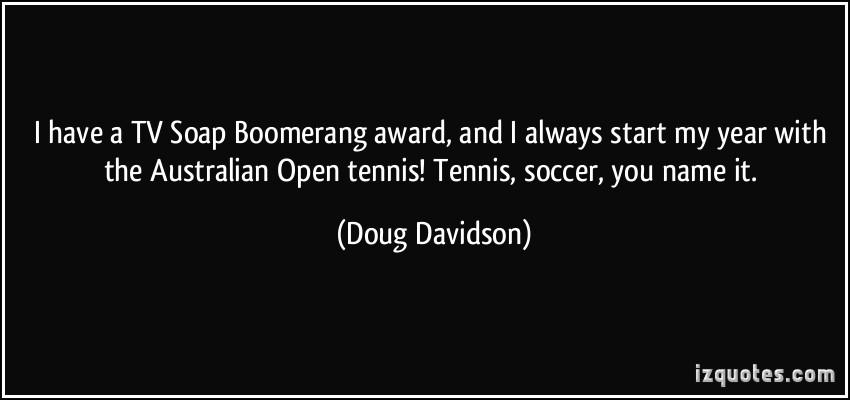 Doug Davidson's quote #6