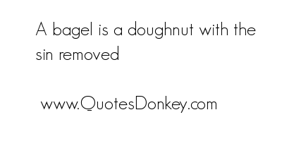 Doughnut quote #2