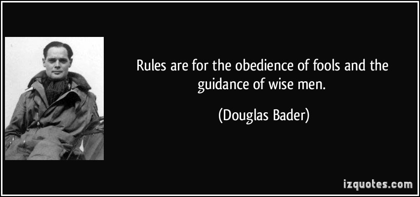 Douglas Bader's quote #2