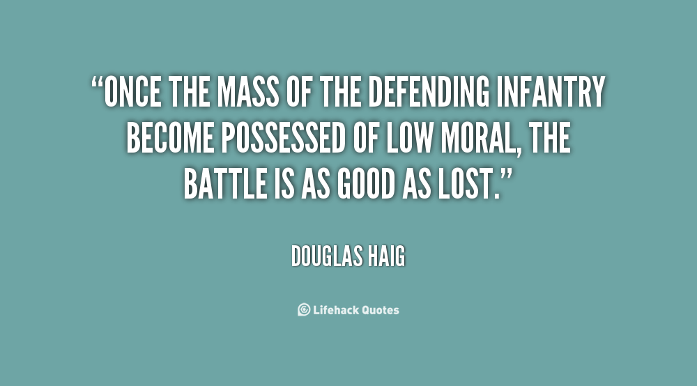 Douglas Haig's quote #2