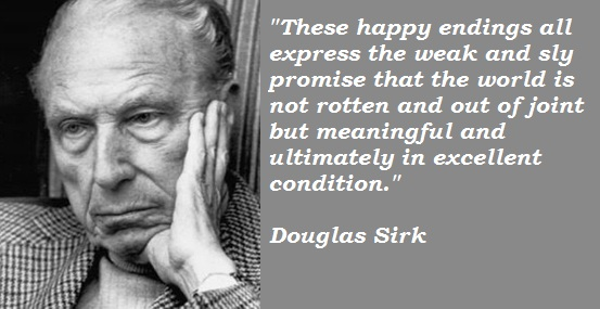 Douglas Sirk's quote #1
