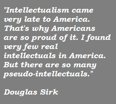 Douglas Sirk's quote #2