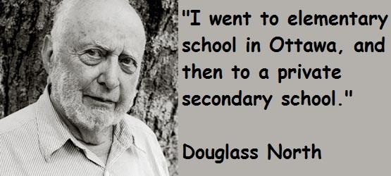 Douglass North's quote #2