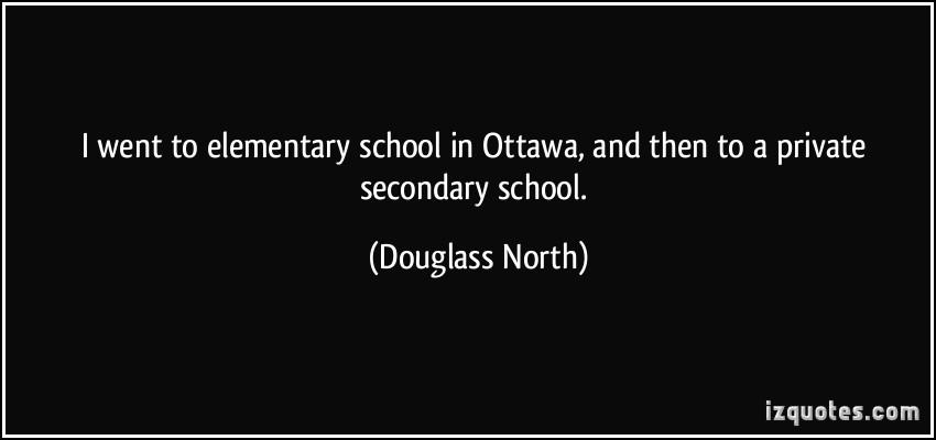 Douglass North's quote #4