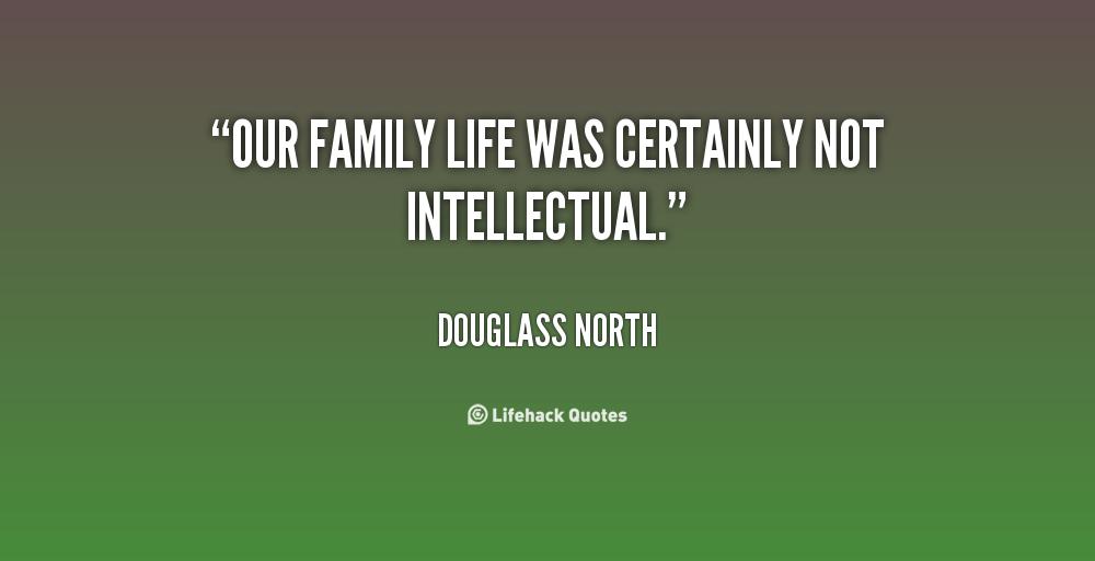 Douglass North's quote #6