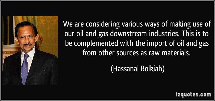 Downstream quote #2