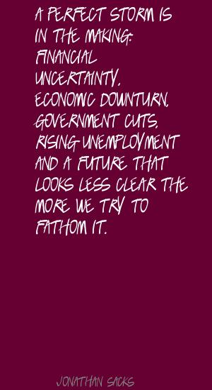 Downturn quote #2