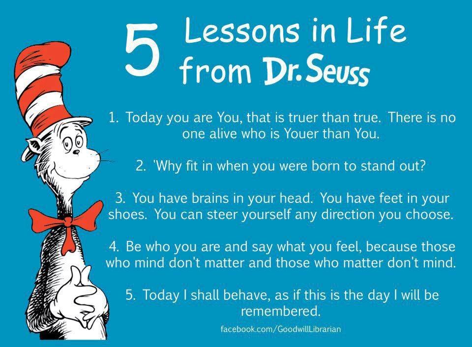 Dr. Seuss's quote #6