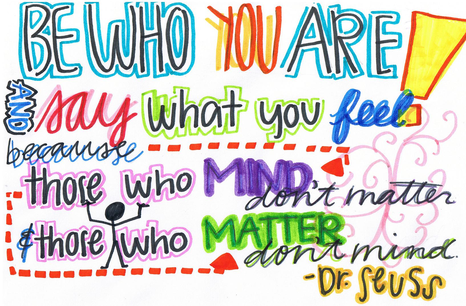 Dr. Seuss's quote #3