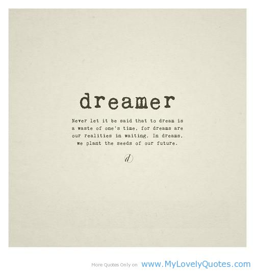 Dreamers quote #5