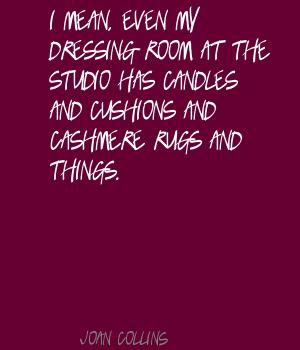 Dressing Room quote #2