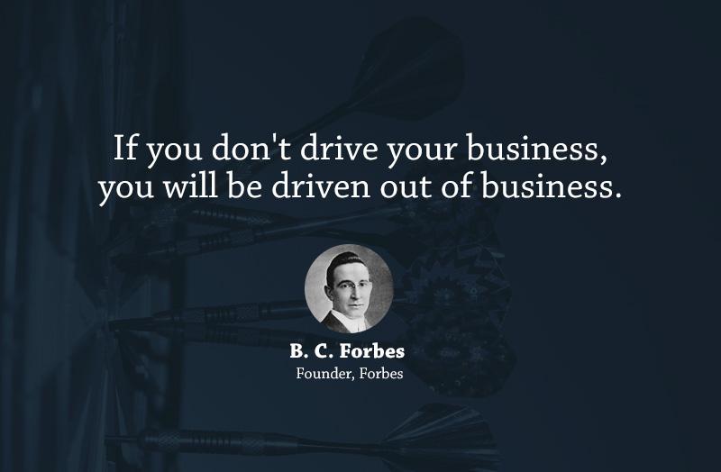 Driven quote #1