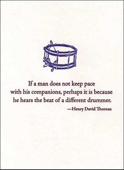 Drummer quote #8