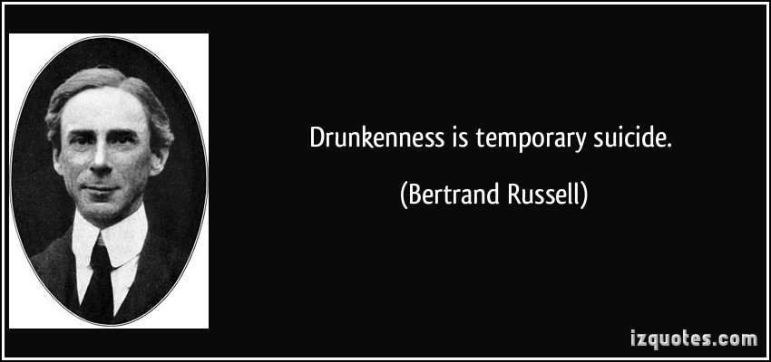 Drunkenness quote #1