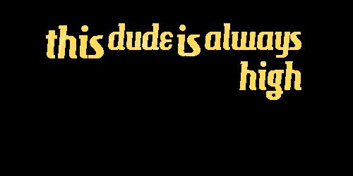 Dude quote #2