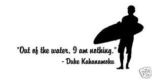 Duke Kahanamoku's quote #1