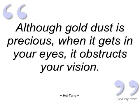Dust quote #7