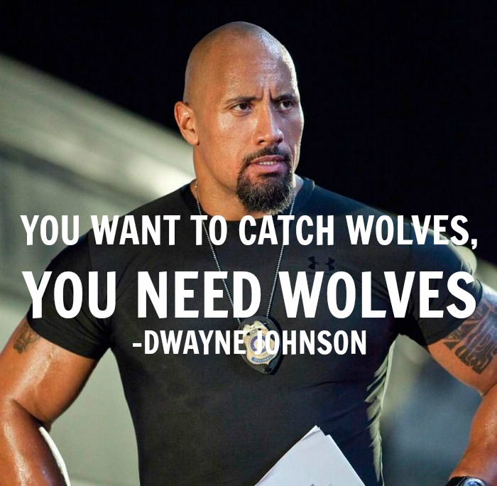 Dwayne Johnson's quote #1
