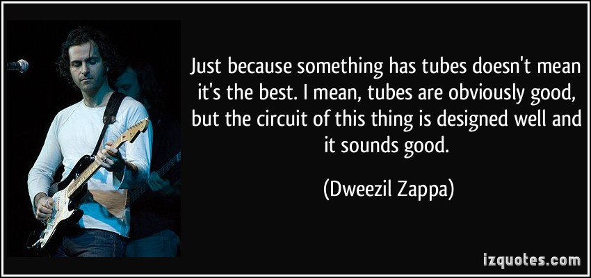 Dweezil Zappa's quote #7