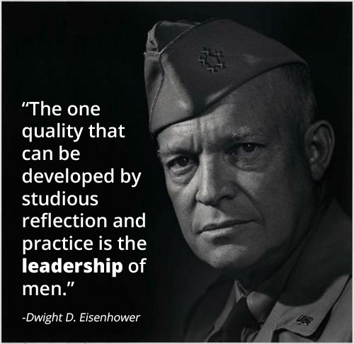 Dwight D. Eisenhower's quote #1