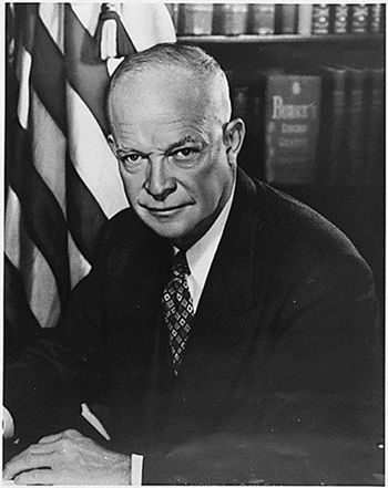 Dwight D. Eisenhower's quote #5