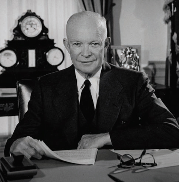 Dwight D. Eisenhower's quote #7