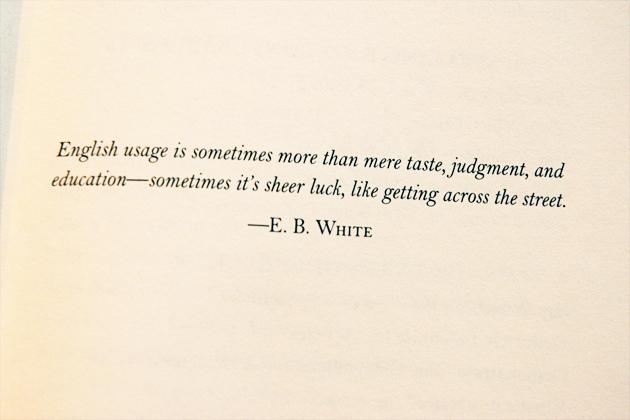 E. B. White's quote #6