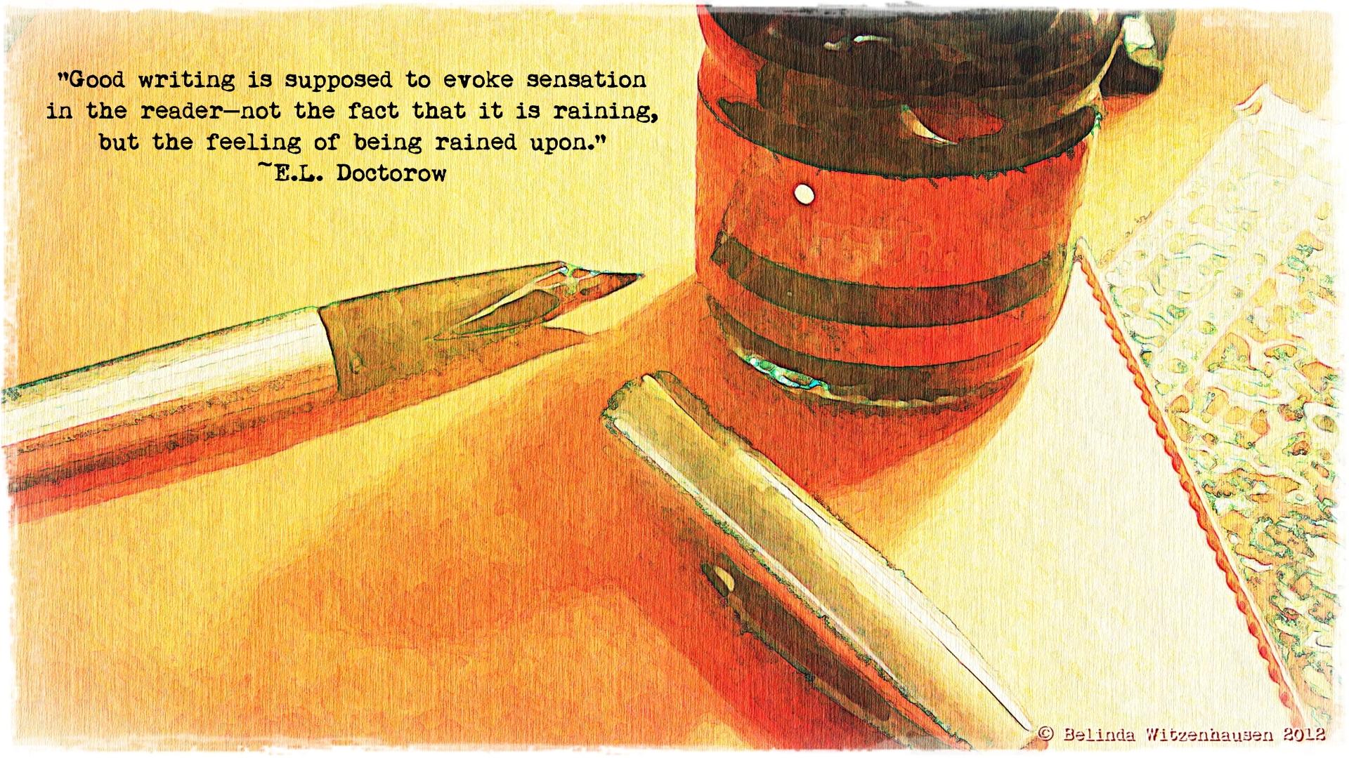 E. L. Doctorow's quote #6