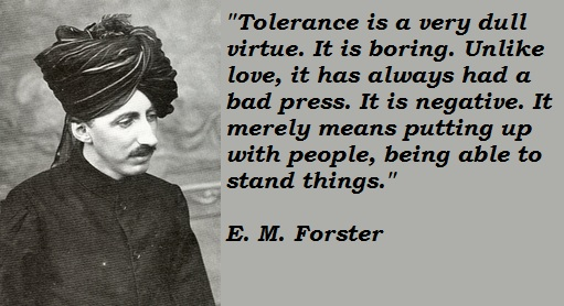 E. M. Forster's quote #7