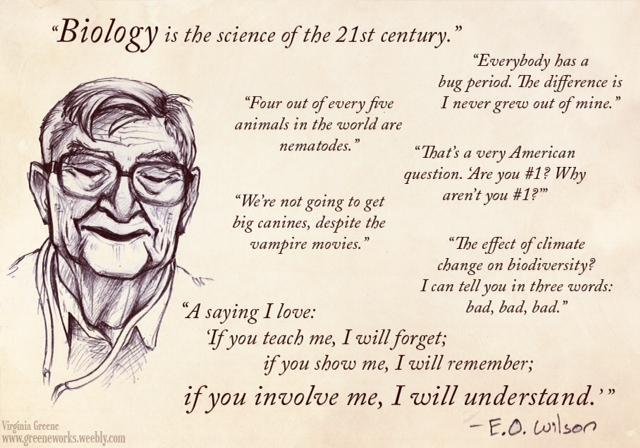 E. O. Wilson's quote #4