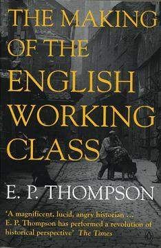 E. P. Thompson's quote #6