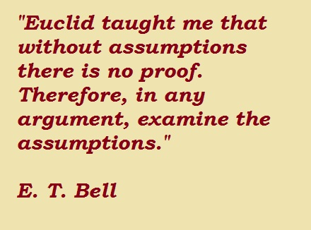 E. T. Bell's quote #2