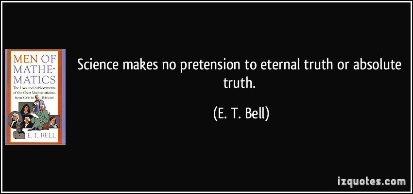 E. T. Bell's quote #3
