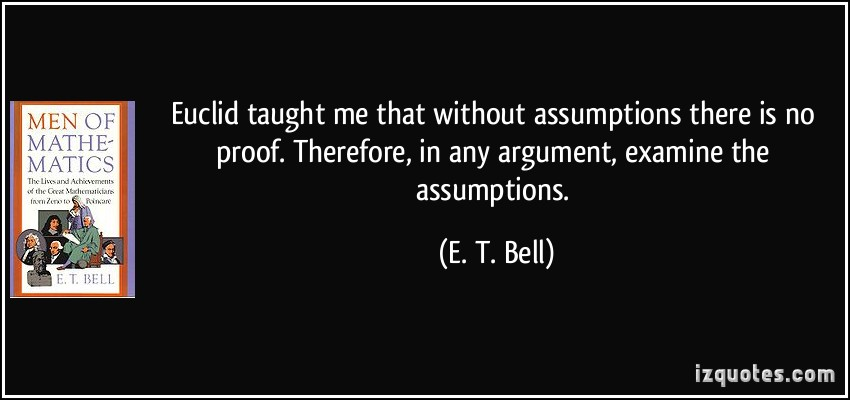 E. T. Bell's quote #4