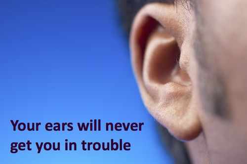 Ear quote #7