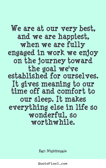 Earl Nightingale's quote #1