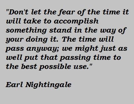 Earl Nightingale's quote #4