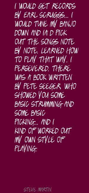 Earl Scruggs's quote #5