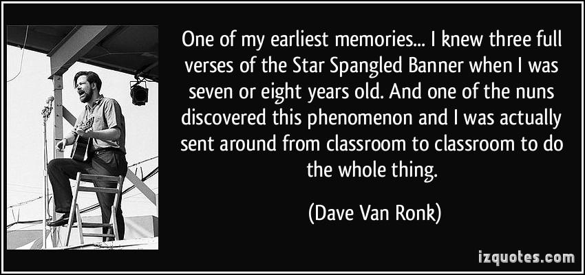 Earliest Memories quote #1