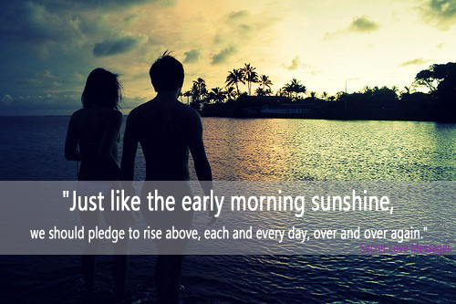 Early Mornings quote #2