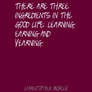Earning quote #3